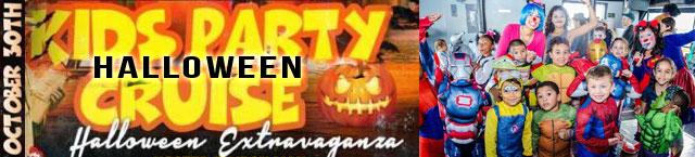 Kids Halloween Cruise NYC Skyport Marina