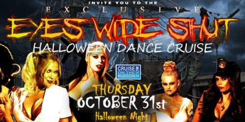 Eyes Wide Shut Halloween Dance Cruise